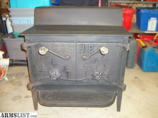 ARMSLIST - For Sale/Trade: Fisher Papa Bear Wood Burner - Papa Bear Wood Stove WB Designs