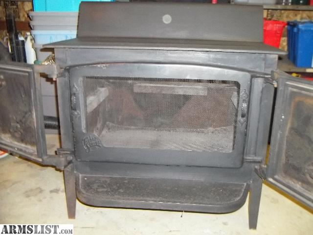 I have a Fisher PaPa Bear woodstove for trade for guns. The stove is in  great condition and even comes with the firescreen for open door enjoyment. - ARMSLIST - For Sale/Trade: Fisher Papa Bear Wood Burner