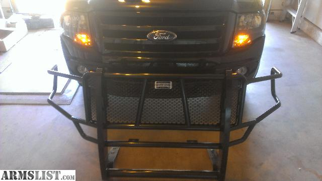Ranch Hand FBF171BLR Legend Front Bumper with Grille Guard ...