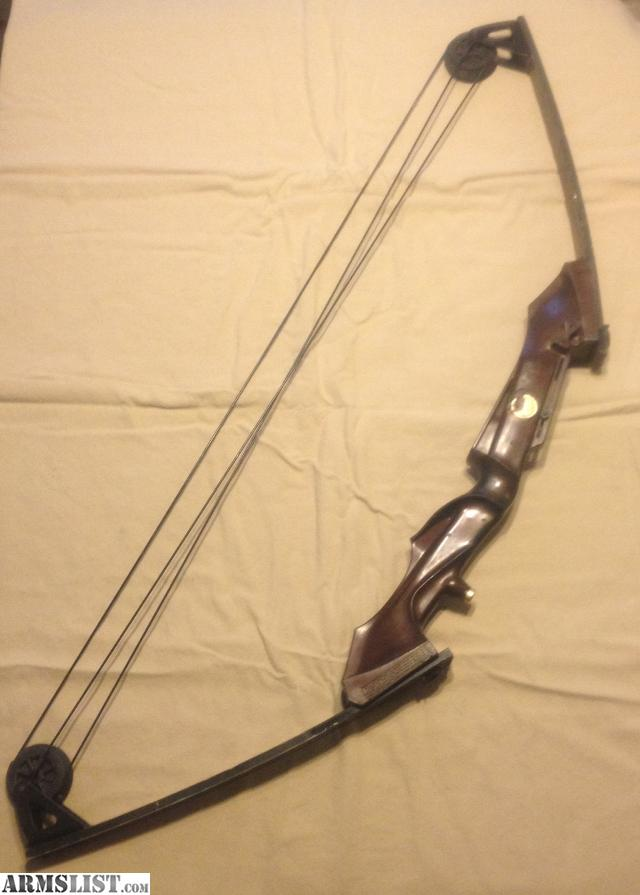 ARMSLIST - For Sale: Browning cobra LH compound bow and ...