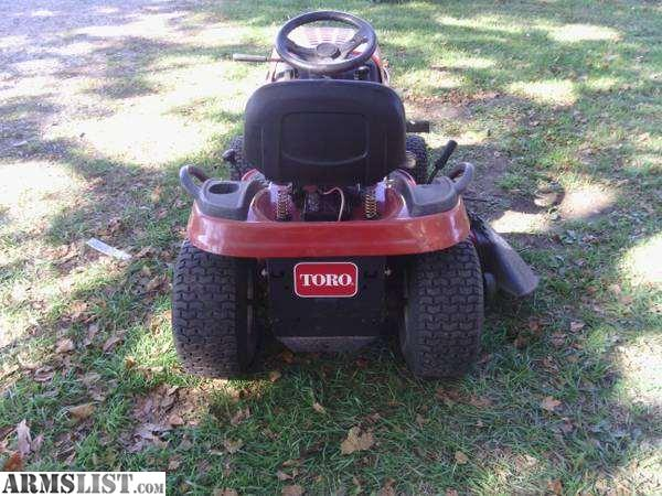 Armslist  Trade  Toro Lx460 Hydrostat Lawn
