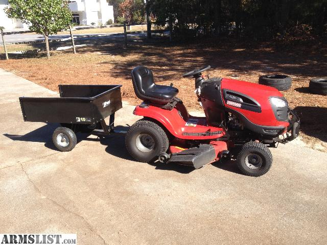 Craftsman 4000 Riding Lawn Mower : Armslist for sale hp craftsman yt riding