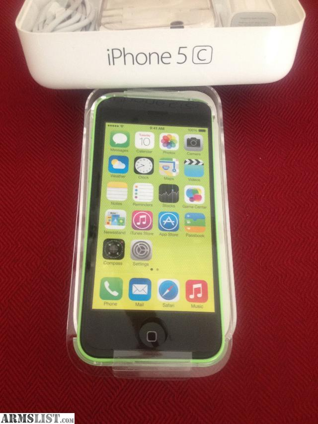 used iphone 5c for sale armslist for sprint iphone 5c green 16gb 5223