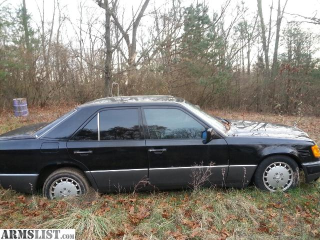 Armslist for sale 1993 mercedes benz e 300d bad for Mercedes benz kalamazoo