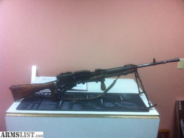 dewat machine guns for sale