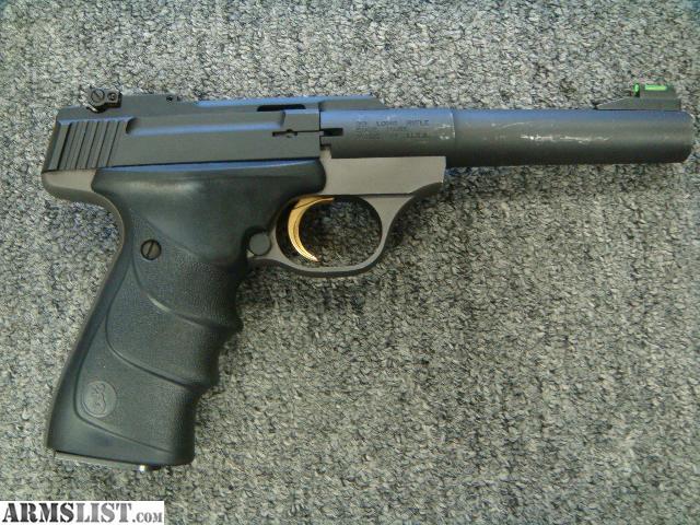 Tru Auto Sales >> ARMSLIST - For Sale: Browning Buck Mark Practical URX ...