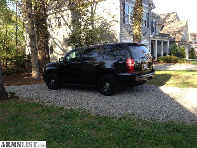 ARMSLIST  For Sale 2007 PPV Tahoe 2wd