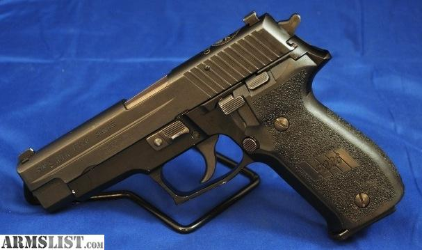 Armslist for sale trade sig sauer p226 40 cal for Motor carrier compliance florida