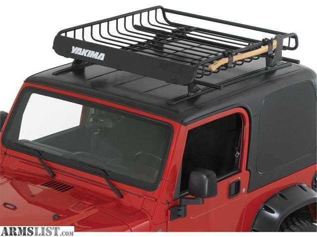I Have A Full Yakima Roof Rack System For Sale Or Barter. It Comes With Q  Tower Mounts, Locks, Keys, 48 Inch Cross Bars, Load Warrior Basket, ...