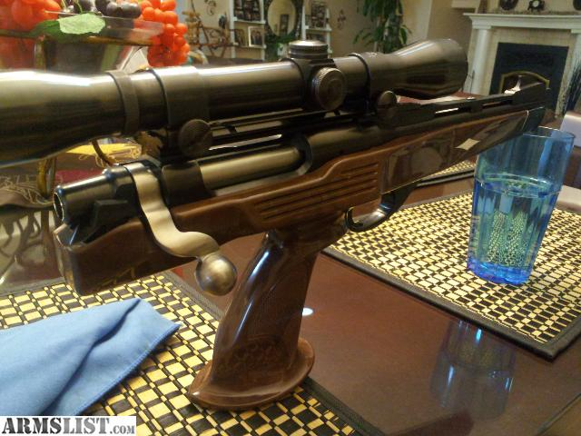ARMSLIST For Sale remington xp 100 221 fireball