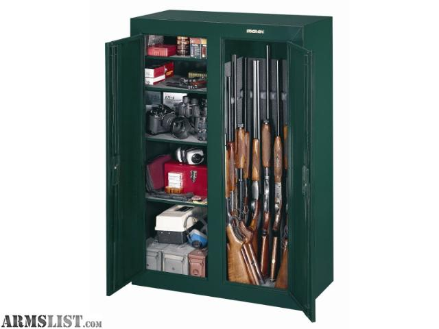 Armslist for sale stack on 16 to 31 gun convertible for 16 31 gun convertible double door steel security cabinet