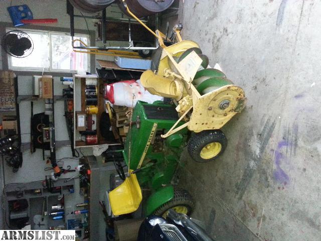 John Deere 400 Fenders : Armslist for sale trade john deere round
