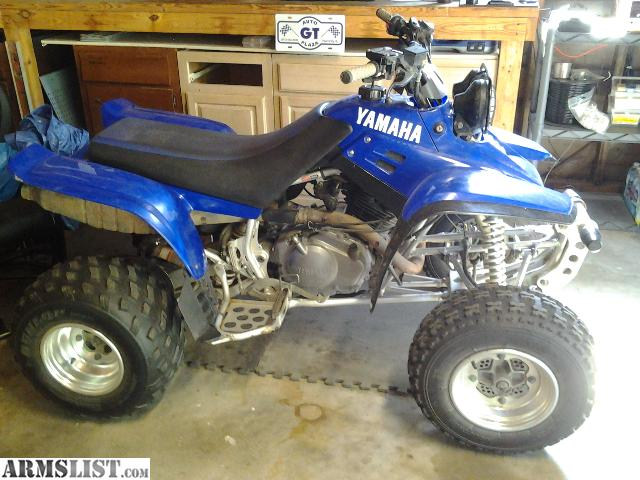 Armslist for sale trade 2000 yamaha warrior 350 for Yamaha warrior for sale