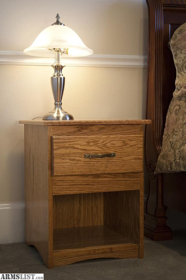 Armslist For Sale Night Stand With Hidden Compartments To Hide Weapons