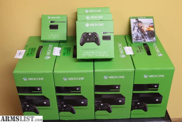 ARMSLIST - For Sale/Trade: Microsoft Xbox One Day One ...