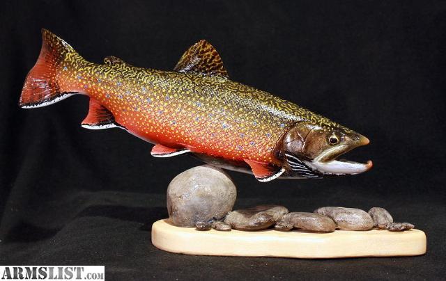 Armslist for sale vintage roughed out trout final