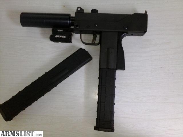 MASTERPIECE ARMS MPA Mac10 Mac11 Masterpiece 9mm For Sale at ...