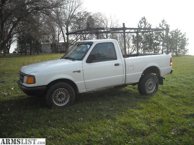 armslist for trade 1994 ford ranger pick up work truck. Black Bedroom Furniture Sets. Home Design Ideas
