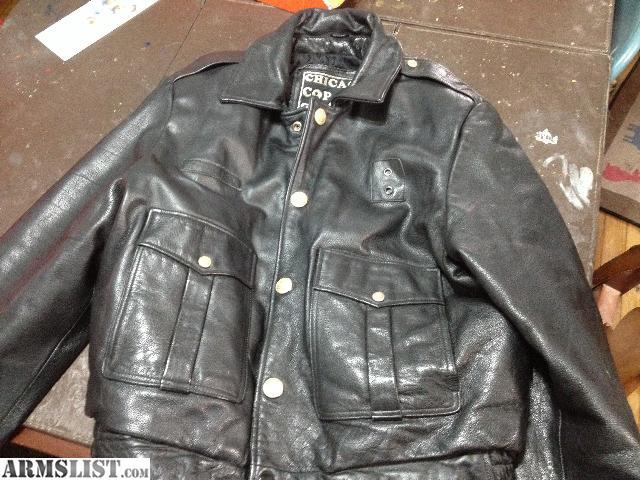 Leather clothing stores in chicago