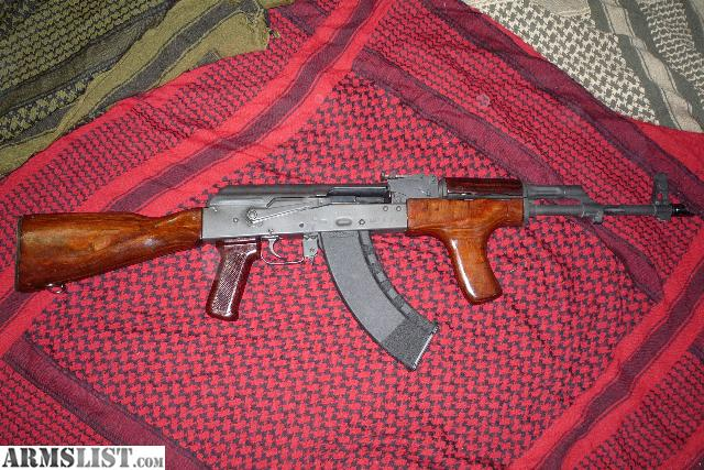 For sale is an extra set of AK furniture  This is off of a Romanian AK  and  has been refinished  It has the front pistol grip handguard  and comes with  all. ARMSLIST   For Sale  Romanian wood AK stock set w pistol grip