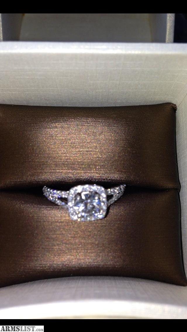 ARMSLIST For Sale Trade practically NEW ZALES DIAMOND ENGAGEMENT RING