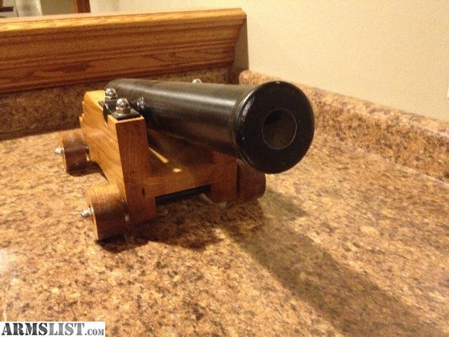 Black Powder Cannon 34