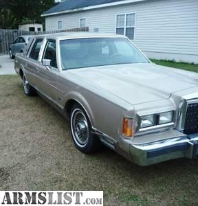 armslist for sale 89 lincoln town car. Black Bedroom Furniture Sets. Home Design Ideas