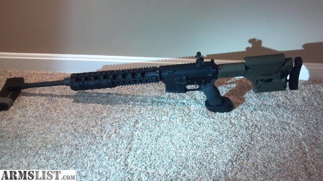 Armslist For Sale Ar 15 Sniper Rifle