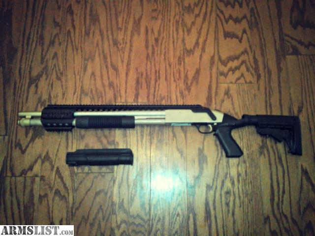 ARMSLIST - For Sale: **Mossberg 590 Mariner w/Accessories**