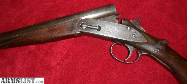 Armslist For Sale Antique Hopkins Amp Allen Single Barrel