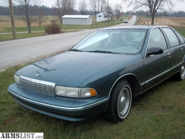 used chevrolet sale for with carfax police caprice photos