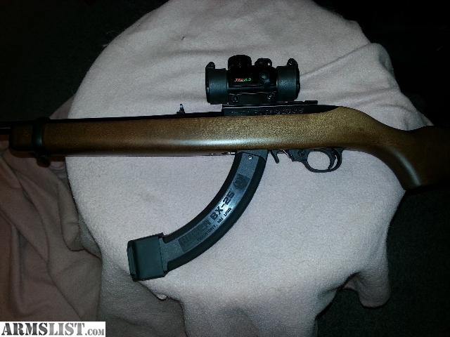 how to clean a ruger 10 22 rifle