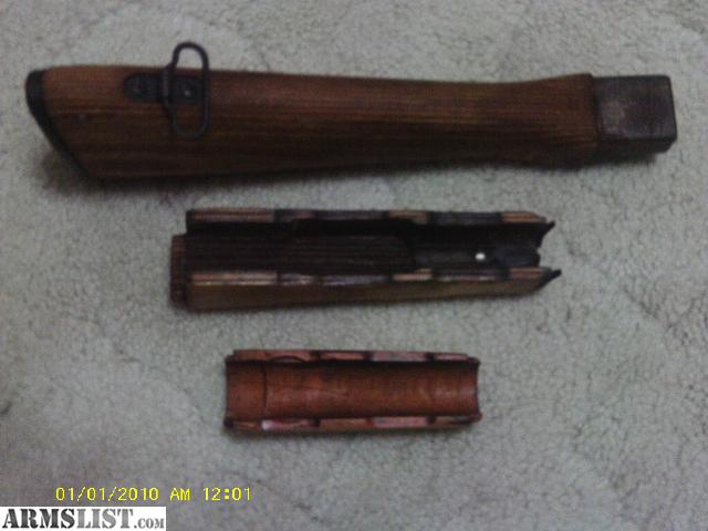 Armslist for sale factory wood furniture wasr 10 ak 47 Ak 47 wooden furniture