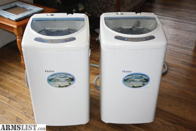 Armslist For Sale Trade Haier Portable Washing Machine X2