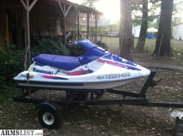 ARMSLIST - For Sale: jet ski