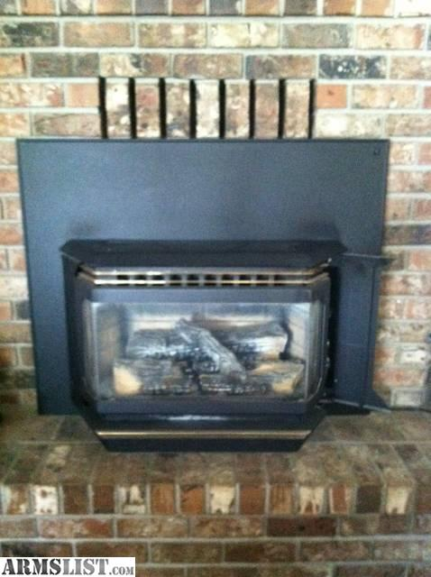 Armslist For Trade Fireplace Propane Natural Gas Insert 1200