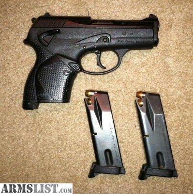 ARMSLIST - For Sale: Beretta 9000s .40 cal w/ 2 magazines