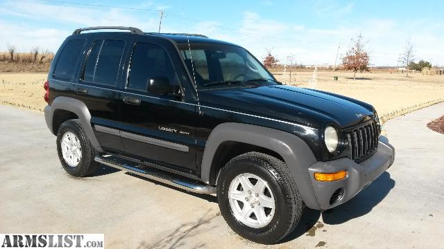 armslist for sale 2002 jeep liberty sport. Black Bedroom Furniture Sets. Home Design Ideas
