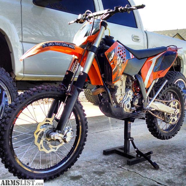 Armslist For Sale 2009 Ktm 450 Dirt Bike Has Autoclutch