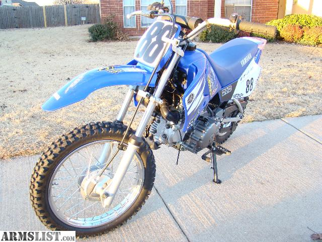 Armslist for sale excellent condition 2007 yamaha ttr90 ew for Yamaha ttr 90 for sale