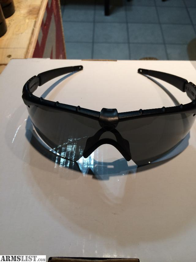 ARMSLIST - For Sale/Trade: Oakley SI M Frame 2.0 with new lens