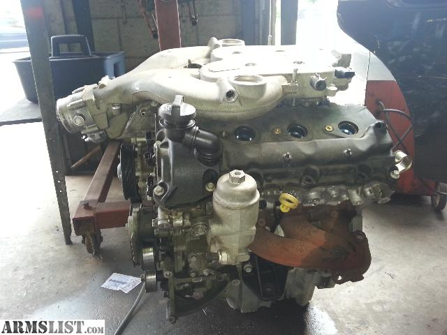 Armslist For Saletrade 2004 Cadillac Cts Engine