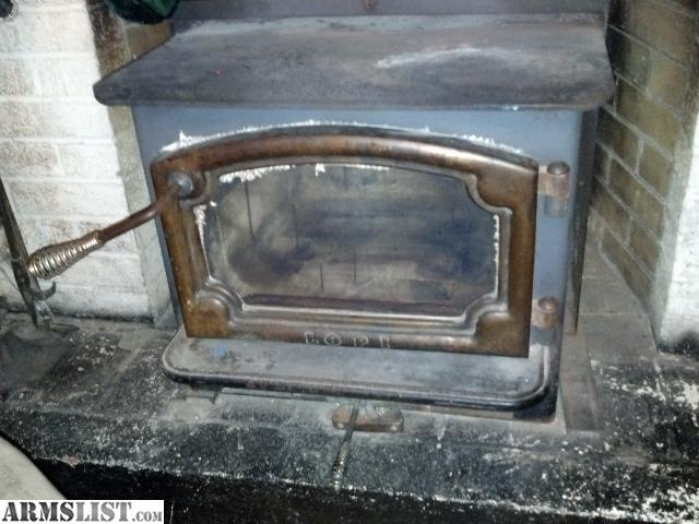 ARMSLIST - For Sale/Trade: Lopi Wood Stove - Lopi Wood Stove WB Designs