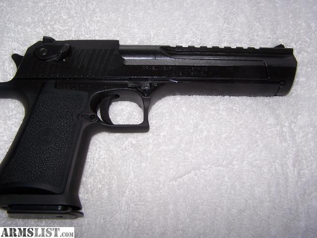 armslist for sale desert eagle 44 magnum semi auto pistol. Black Bedroom Furniture Sets. Home Design Ideas