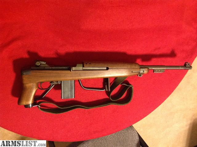Armslist for sale m1a1 inland paratrooper 30 cal for Integrity motors liberal ks
