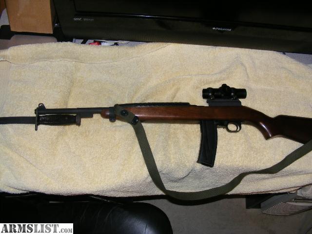Universal M Carbine Cal on Universal M1 30 Caliber Carbine