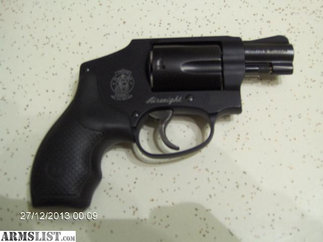ARMSLIST - For Sale: smith 442 airweight for lcr 38 or 357 or 350 cash