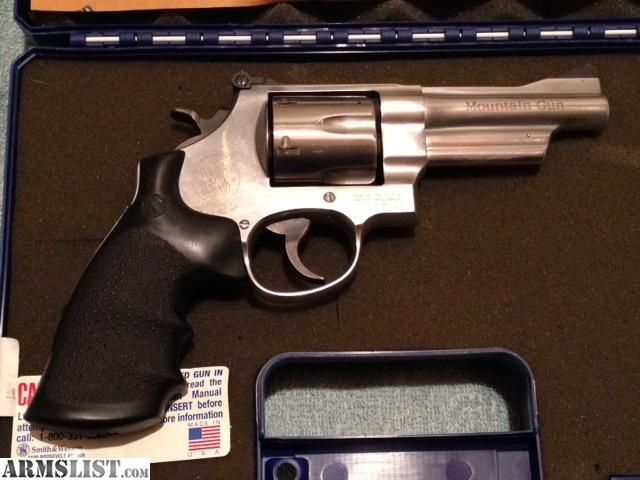 For Sale: Smith And Wesson 625-7 Mountain Gun