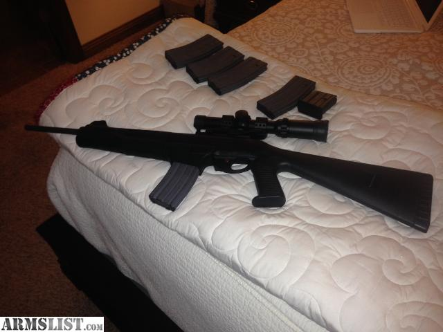 armslist - for sale/trade: benelli mr1 .223/5.56 millet dms-1