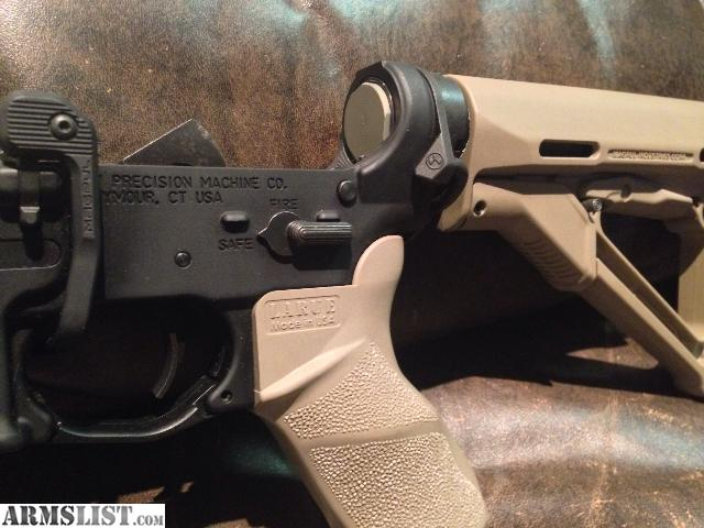 Stop Over Paying for AR-15 Lowers Mil-Spec is Mil-Spec ...